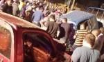 شاهدوا صور الحادث الذي اودى بحياة شخصين في إربد