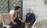 بالفيديو  : الأمير حسين يزور اقدم مطعم في مادبا