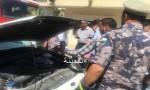 بالصور والفيديو : قطة تتخفى في سيارة الظهراوي من الرصيفة ويضبطها في  مجلس النواب