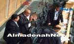 بالفيديو : سيدة تتصل بخليل عطية تطلب منه رفض اتفاقية كوريا جلوبال