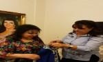 الديوان يرسل هدية للفنانة سميرة توفيق .. صور