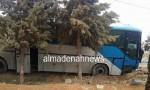 بالصور : اصابة طلاب جامعة جراء حادث سير في إربد ...