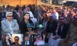 """احتجاج سلمي على نتائج الإنتخابات في القسطل بعنوان """" فزعة بني صخر """" (صور وفيديو)"""