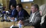 بالفيديو : التسجيل الكامل للمؤتمر الصحفي الذي عقده الطراونة حول إنجازات مجلس النواب