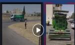 بالفيديو  : ضبط (تنك مياه) لارتكابه مخالفة التشحيط