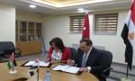 الاردن ومصر يوقعان مذكرة تفاهم لتعزيز التعاون في مجال الطاقة