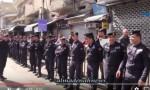 بالفيديو : شاهد رجال الأمن في مسيرة الجمعة