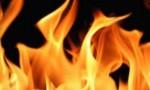 """اصاباتان بحريق """"مطعم"""" في الجويدة..والامن يحقق"""
