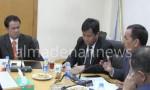 بالفيديو : محضر اجتماع لجنة العلاقات الخارجية النيابية بلجنة الخارجية في البرلمان الأندونيسي