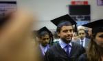 شاهدوا بالفيديو :  حفل تخريج الأمير الحسين من جامعة جورج تاون