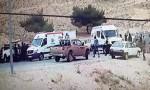 بالفيديو .. 4 اصابات في حادث سير على طريق وادي موسى 3 منها حرجة
