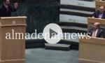 بالفيديو : القضاة للملقي اطلب الثقة من الله قبل النواب وانت مسؤول عن كل جائع في الاردن