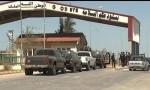 اول شاحنة سورية تدخل الأردن عبر نصيب اليوم