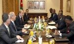 الملك يتلقى رسالة من رئيس جمهورية ساحل العاج