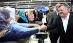 بالفيديو : زيارة جلالة الملك لأحد مصانع الألبسة بمناسبة عيد العمال