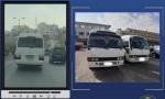 بالفيديو : ضبط سائقين عرضا حياة المواطنين للخطر