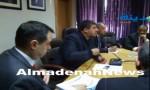 بالفيديو : تعرفوا أكثر على المخيمات الفلسطينية  في الأردن  باجتماع  لجنة فلسطين ووزيري التخطيط والبلديات