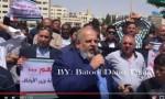 بالفيديو : شاهدوا هتافات ممثلي شركات الحج والعمرة بسقوط وائل عربيات