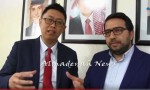 """بالفيديو : لقاء المدينة نيوز مع  المدير التنفيذي  لشركة العطارات جيسون بوك  حول الصخر الزيتي الاردني """" شاهد """""""
