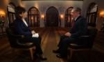 بالفيديو  :  مقابلة الملك مع BBC البريطانية