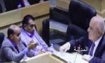 بالفيديو .. الشياب : لماذا يتقاضى الوزراء رواتب تقاعدية بالأساس ..  والمعشر يرد