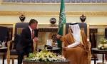 """ملخص نشاطات الملك : """" القمة السعودية - الأردنية """""""