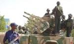 شاهد اللحظات الأولى لتحرك الجيش السوداني في الخرطوم