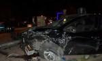 وفاة شخص وإصابة اخر اثر حادث تصادم في الموقر