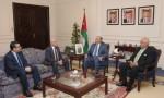رئيس الوزراء يلتقي رئيس مجلس النواب الليبي والوفد المرافق