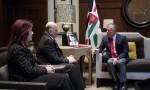 الملك يستقبل نائب رئيس الوزراء العراقي