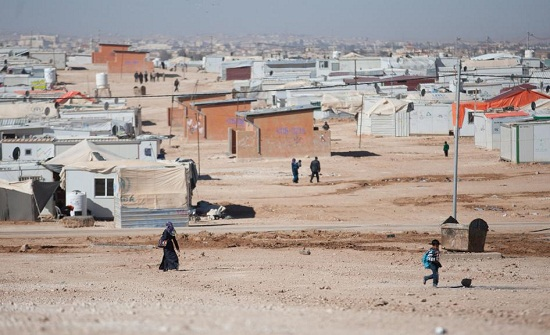 """عودة دفعة جديدة من اللاجئين عبر معبر """"نصيب"""""""