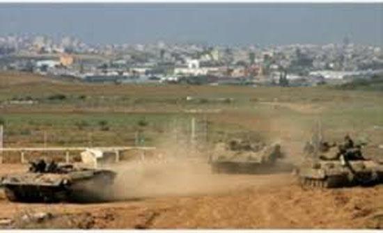 الاحتلال يتوغل شرق خانيونس جنوب قطاع غزة