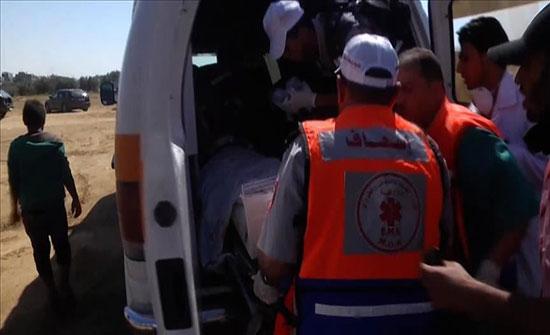 إصابة فلسطينيين إثر اعتداء مستوطنين عليهم جنوبي نابلس
