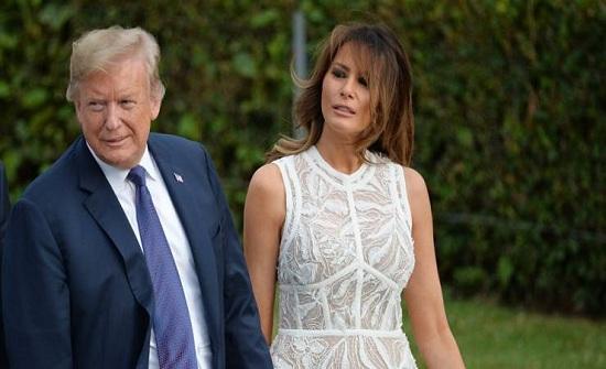 ميلانيا ترامب تتحدث بجرأة لم تظهر بها من قبل عن خيانة زوجها!
