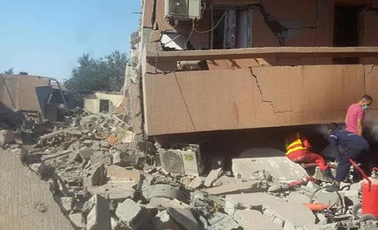 بالفيديو : قوات حفتر أعلنت وطائرة مجهولة نفذت.. قصف عنيف لطرابلس يوقع قتلى