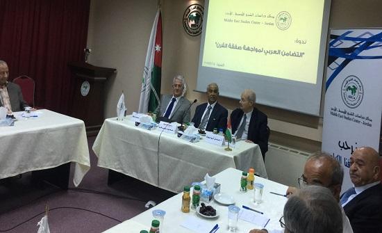 منتدون يدعون لإحياء القضية الفلسطينية في بعدها القومي في  مواجهة صفقة القرن