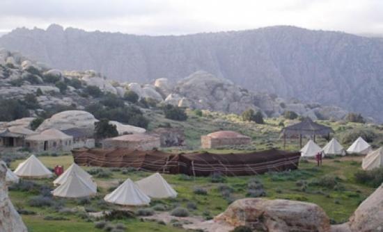 إطلاق فعاليات المخيم الابداعي الرابع في ضانا