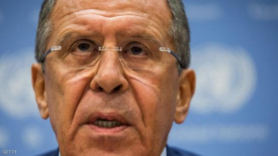 لافروف بعد إسقاط الطائرة: على أميركا احترام وحدة أرض سوريا