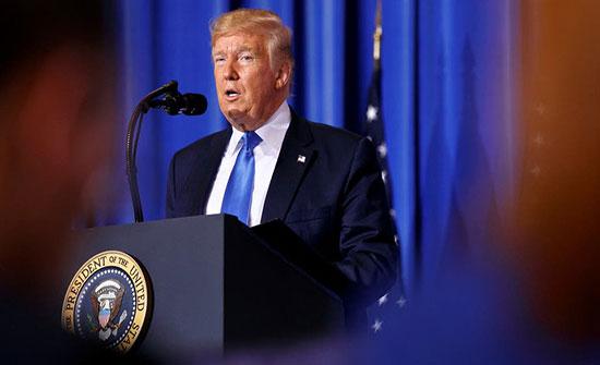 ترمب: لدينا قائمة بعشرات الأهداف المحتملة في إيران