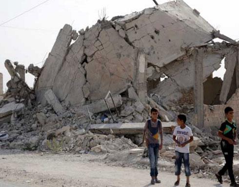 مقتل 34 مدنيا خلال 24 ساعة في دير الزور وتيلرسون ولافروف يبحثان الوضع في سوريا