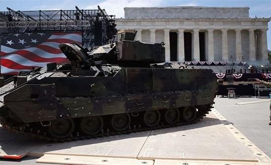 واشنطن بوست: قادة الجيوش الأميركية يرفضون المشاركة في استعراض عسكري بمناسبة عيد الاستقلال
