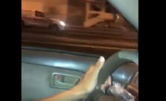 الامن : القبض على سائق متهور