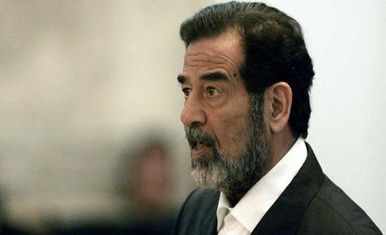 مجدداً.. طيف صدام حسين يربك جامعة عراقية!