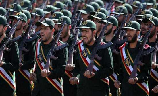 المقاومة الأإيرانية : الحرس الثوري العامل الرئيسي لإثارة الحروب والإرهاب في المنطقة