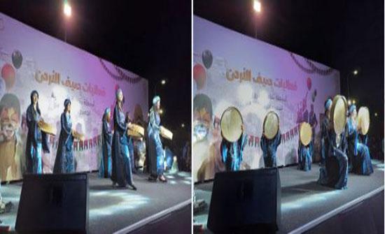 عروض فلكلورية وغنائية ضمن فعاليات صيف الأردن بالزرقاء