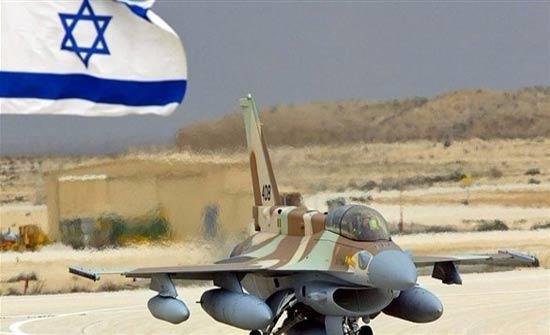 غارة إسرائيلية على مطار المزه العسكري بدمشق