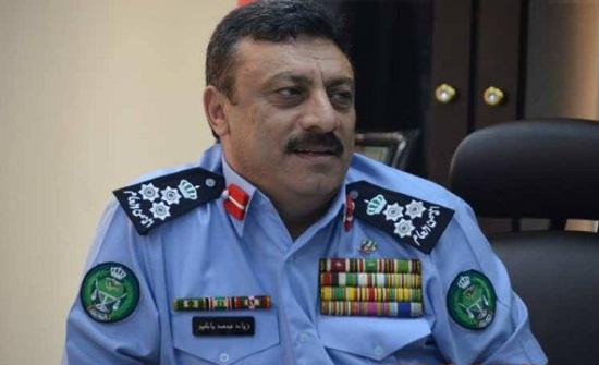 معان:قائد أمن إقليم الجنوب يتابع خدمات شرطة الأحداث