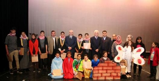 مهرجان مركز الأميرة سلمى للطفولة بالزرقاء يواصل فعالياته