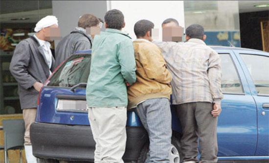 وفاة عامل وافد بعد فراره من لجنة تفتيش في الشونة الجنوبية