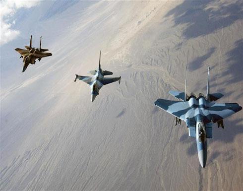 """التحالف الدولي يدمر رتلاً لـ """"تنظيم الدولة"""" على الحدود بين العراق وسوريا"""